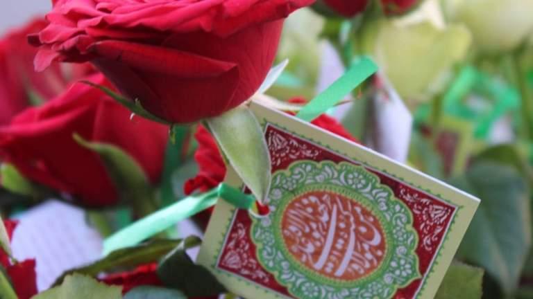 مبادرة شبابية إحتفالاً بعيد الغدير